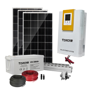 CE Certification Long Life 4kw Solar System For Home